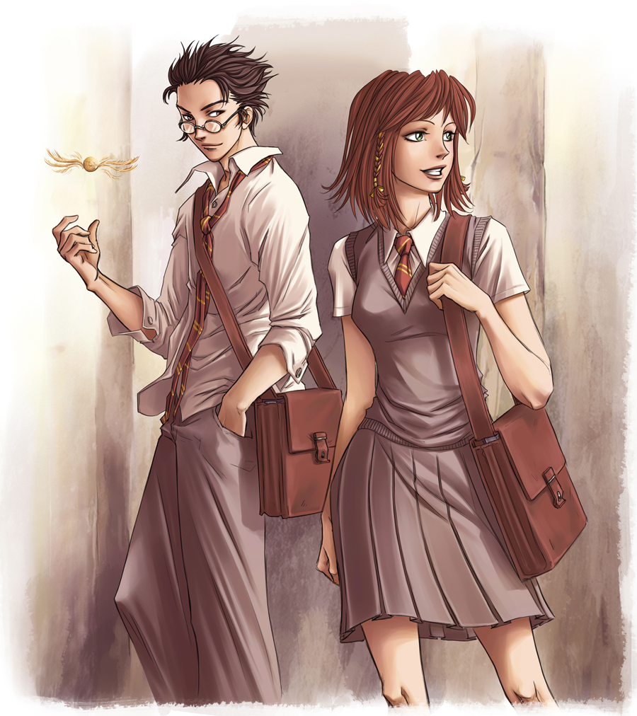 harry potter fanart
